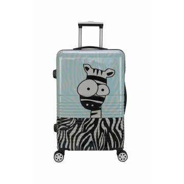 Cute cartoon luggage case