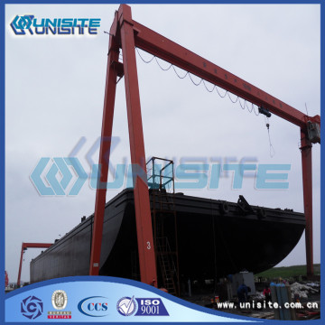 Customized Sand marine Barges