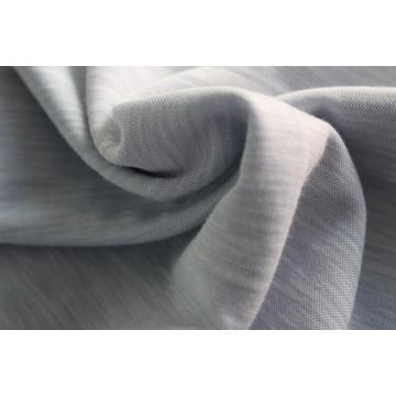 slub jersey knitted fabric