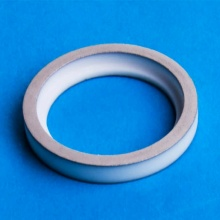 I-Metallised Alumium Oxide Ceramic Circle