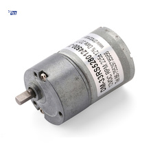 12v dc motor with reduction gearbox