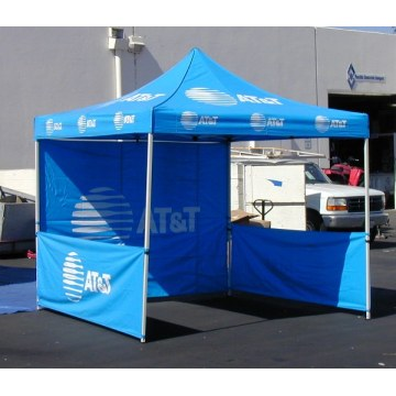 Custom Advertising Branding Trade Show Folding Tent