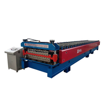 New Style Trapezoidal Roofing Roll Forming Machine