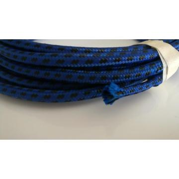 Lightweight Colored Cotton Cable Sleeve