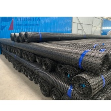 High tear strength cost effective geogrid