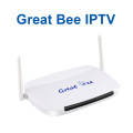 2020 Latest Great Bee TV Box Android Set Top Box With WiFi Bluetooth Support IPTV YouTube Google Play