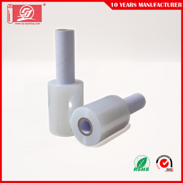 Extended Core Handle Plastic Bundling Stretch Film