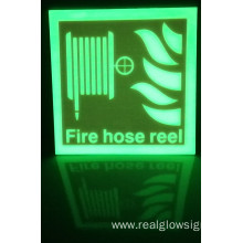 REALGLOW LLL SYSTEM FIRE SIGN