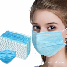 Disposable Mask Thickened 3 Layer Non-woven