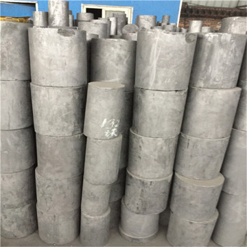 Electrode graphite rod for chemical industry