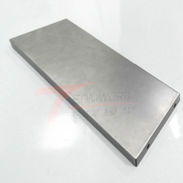 OEM cnc machining rapid prototype metal laser cutting