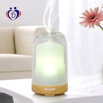 Glazed Glass Aroma Essential Oil Diffuser And Humidifier