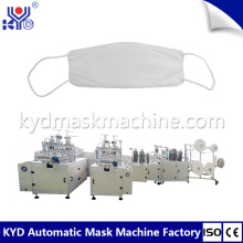 Automatic Stable Performance 3D Face Mask Machine