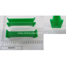 ZK10722 Green Guide Shoe Insert for KONE Elevators