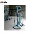 Electrical Wire Reel Stands Cable Lifting Jack