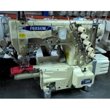 Direct Drive Small Cylinder Bed Interlock Sewing Machine