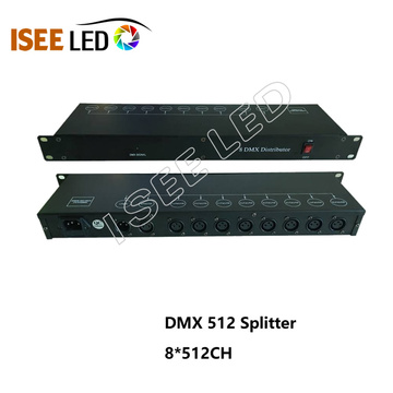 DMX Signal Led Light Splitter