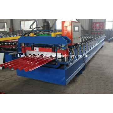 IBR Galvanized Roll Forming Machine For Roof Panel