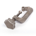 the stainless steel invesmtnet casting clamps