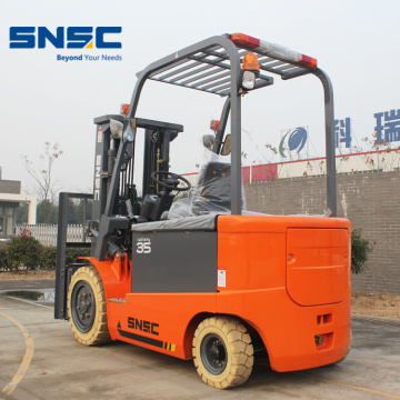 3500KG Battery Forklift Truck Price