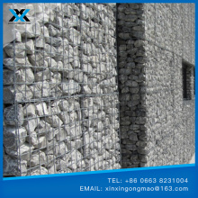wire mesh 100*80mm gabion mesh