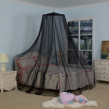new 2020 fiber glass foldable mosquito nets