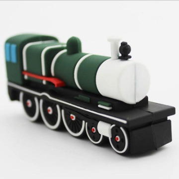 Steam Locomotive Memory Stick Pen Drive Key