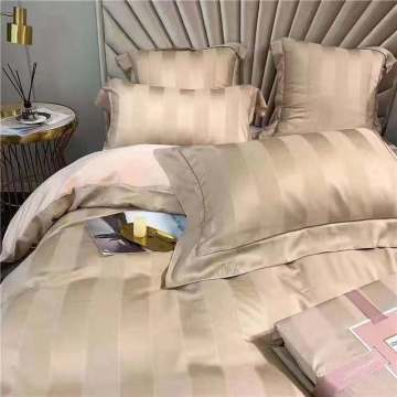 Hotel Bed Linen Set Cotton Flat Sheet
