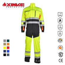 Oem Service Advanced Cotton Resistant Clothing