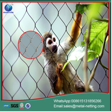 SUS304 rope net bird house rope netting