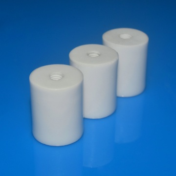 High Toughness Threaded YTZP ceramic tube