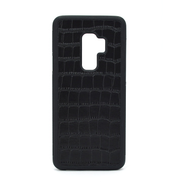 Wholesale Luxury Leather Phone Case for Samsung S9