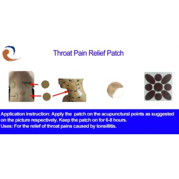 Throat Pain Relief Patch(treatment of tonsillitis)
