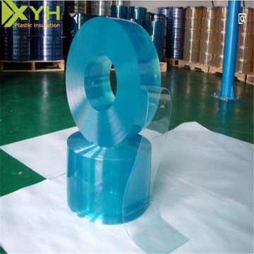 200 Width 2mm transparent pvc curtain sheet roll