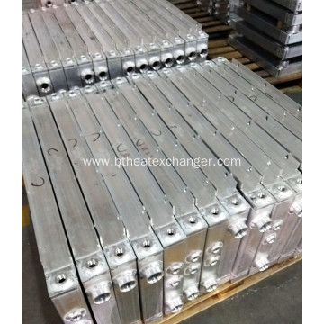Aluminum Plate Bar Coolers