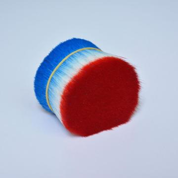 colorful pbt shaving brush filament