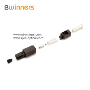 MU Male to Female Fiber Optic Fixed Attenuator