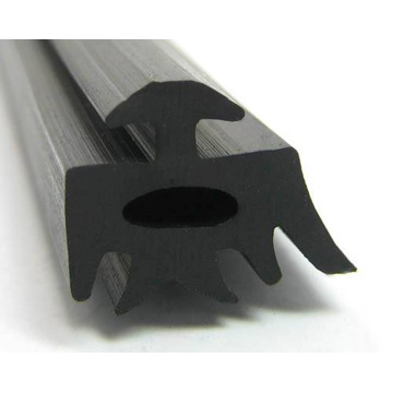 Black EPDM Rubber Sealing Strips