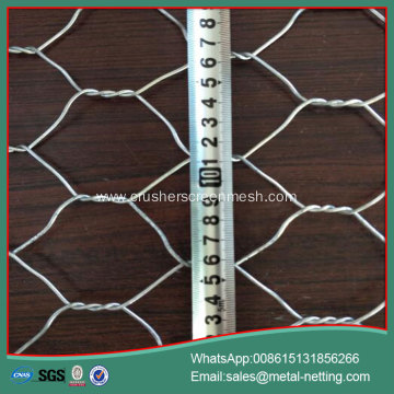 galvanized chick wire hexagonal wire netting