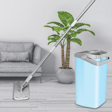 Self Washing And Drying System Spin Magic Mop