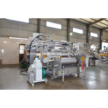 Matuka biyu LLDPE Stretch Film Machine