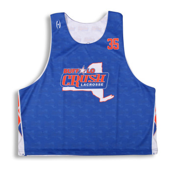 Fashion Design custom Sublimation lacrosse jersey