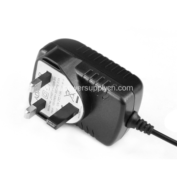 ບ່ອນທີ່ມີ 24V1A CCTV Wall Mount Power Adapter