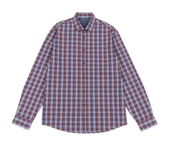 Men's Long Sleeve Woven Shirts