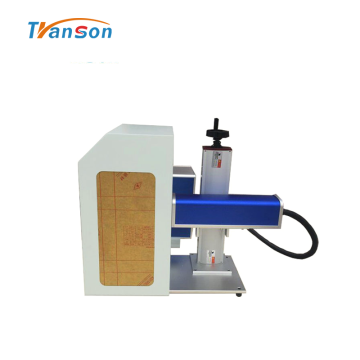 fiber laser marking machine for plastic