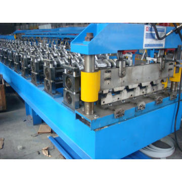 Roofing Sheet Making Machine with Single Layer
