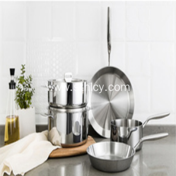 Triply Decorative Stainless Steel Cookware Set