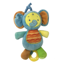 Plush Elephant Music Toy