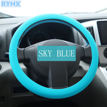 2019 New Design Silicone Car Steering Wheel Cover