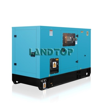 Water Cooled Silent Type Diesel Generator Home Use Genset